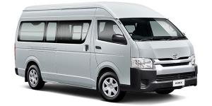 Toyota Hiace ( Bus 14 Seats )